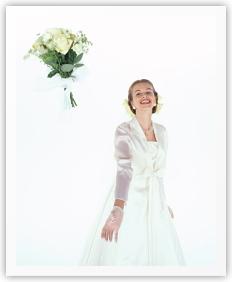 シンプルな結婚指輪1