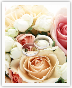 シンプルな結婚指輪2